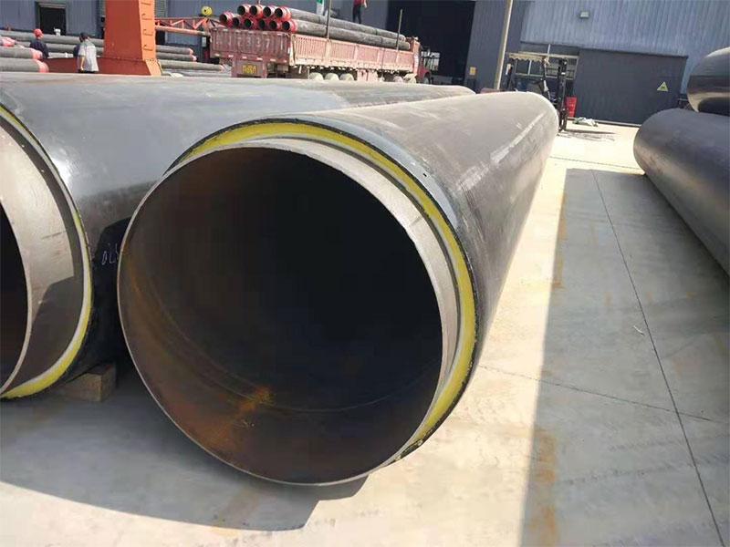 埋地蒸汽保温管道安装步骤是什么(上)(图1)